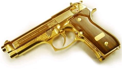 wallpaper gun gold weapons amazing gun wallpaper