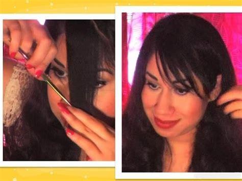 how to cut your own hair like lisa renna how to cut hair do a shag haircut short layered haircut
