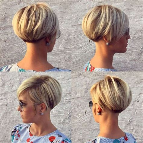 femail hair styles seen from best 25 short haircuts ideas on pinterest blonde bobs