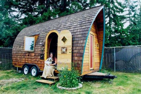 build your own tiny house build your very own tiny house on wheels tiny pinterest