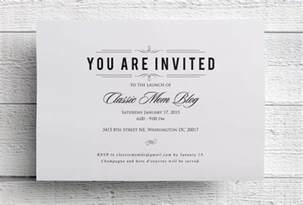 event invitation designs free premium templates