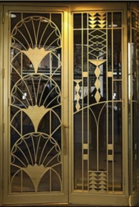 Art Deco Doors In Chicago Lobby Pinterest Art Deco Deco Interior Doors