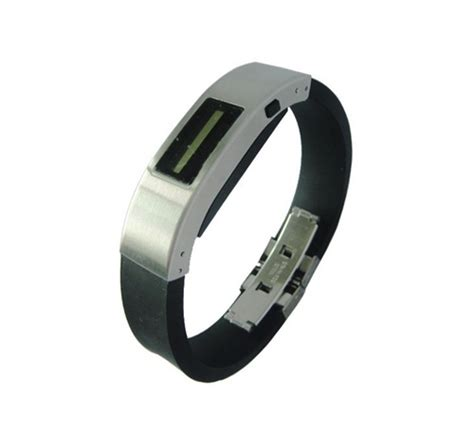 Bluetooth Bracelet BW09 1 Wristband W/LCD Caller ID for Mobile Phone