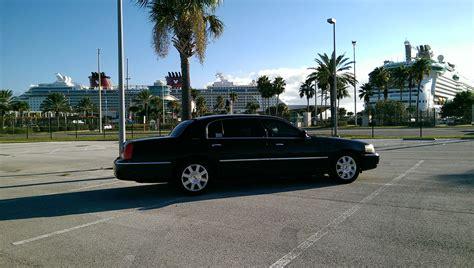 orlando limo airport limo limo rentals limousine