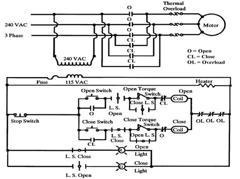 limit switch wiring diagram motor thermostat wiring