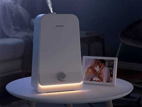 homech  cool mist ultrasonic quiet humidifier lil deal
