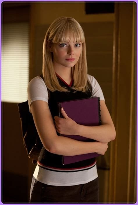 emma stone gwen stacy emma stone gwen stacy costume pinterest