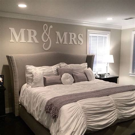 wall sign  bed decor    sign