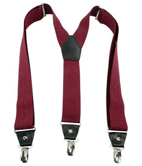 comfortable suspenders orosilber comfortable purple micro fibre suspenders for