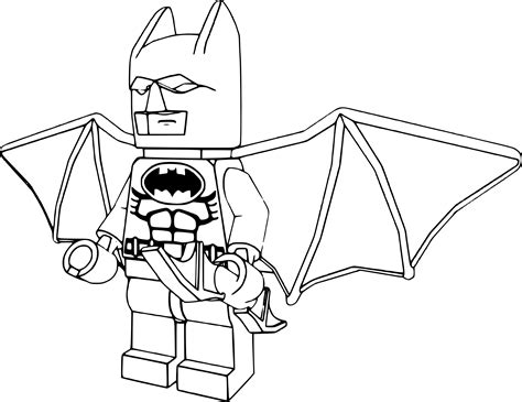 coloring pages lego batman and robin coloriage batman lego 224 imprimer