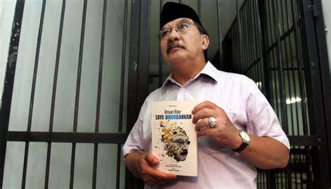 Antasari Azhar Saya Dikorbankan Wawancara Eksklusif Antasari Saya Akan Terus Melawan