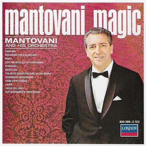 mantovani and his orchestra mantovani magic by mantovani and his orchestra cd with
