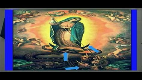 imagenes ocultas de satanas en la virgen virgen de guadalupe tiene la imagen oculta de satan 225 s