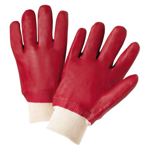 west chester large pvc coated chemical work gloves hd12090