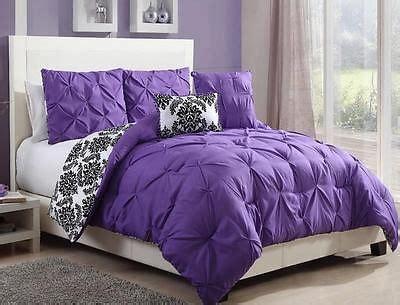 purple twin bed set 25 best ideas about purple teen bedrooms on pinterest