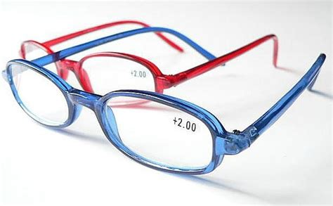 8 Pretty Pairs Of Readers by 2 Pairs Of Reading Glasses Mixture Of Colours Pouch Ebay