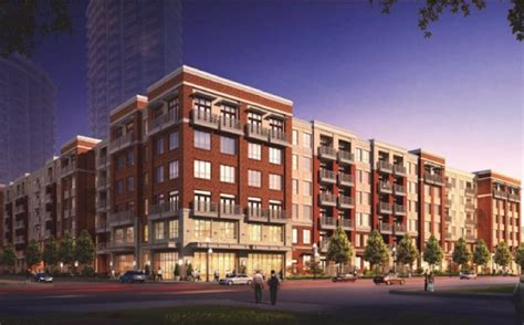 Apartment Downtown Tempe Realty Development Hanover Apartments