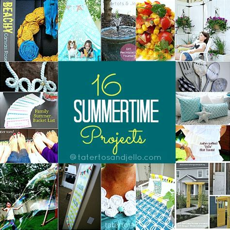 diy summer crafts for 16 diy summertime projects to make tatertots and jello