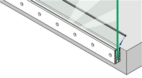 balkongeländer system glasgelaender de ganzglasgel 228 nder glasklemmhalter
