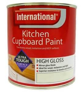 Kitchen Paint High Gloss International Kitchen Cupboard Paint High Gloss Latte