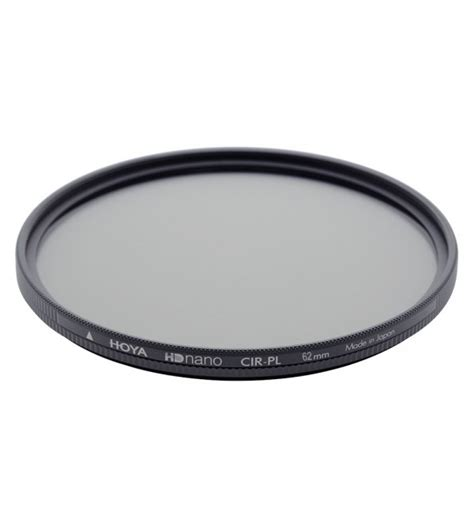 Filter Hoya Cpl 62mm hoya 62mm hd nano cpl