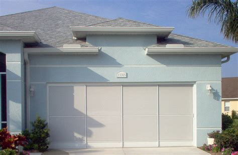 Garage Door Cape Coral by A Fort Myers Home Improvement Screening The