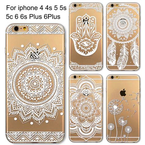 Heathers Iphone 4 4s 5 5s 6 6s 6 Plus 6s Plus phone cases for apple iphone 6 6s 6plus 6s plus 4 4s 5 5s se 5c henna catcher ethnic