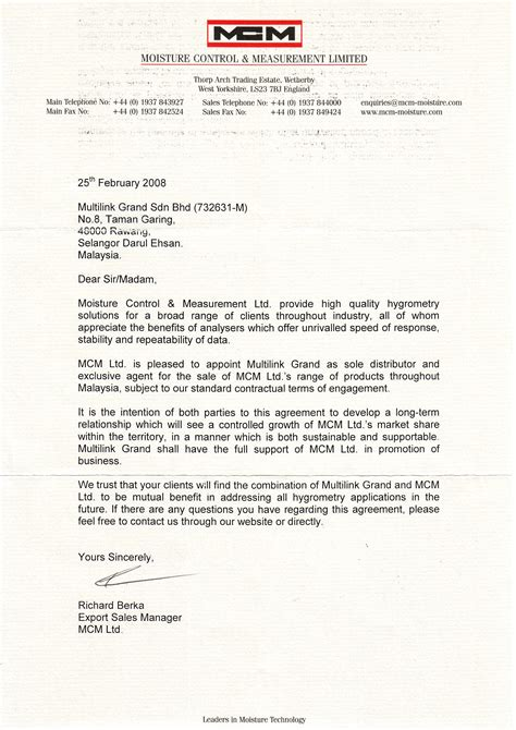 Letter Of Enquiry sle letter of inquiry grant application