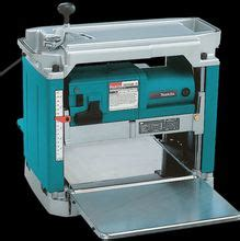 makita bench planer makita planer thicknesser 304mm 1650w 2012nb hardware
