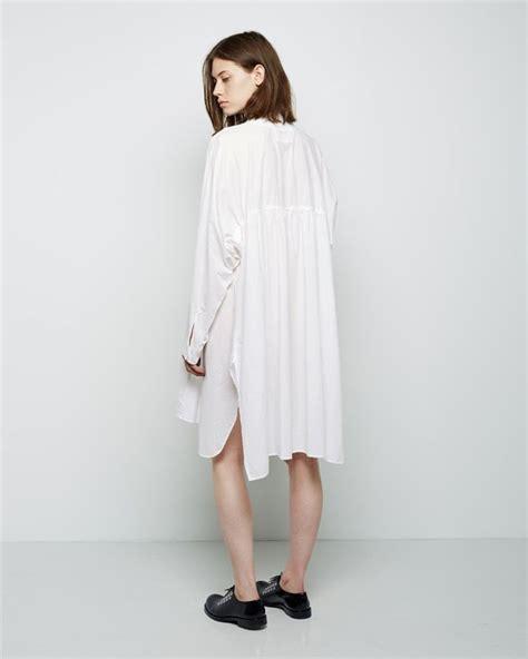 Peny Layer Shirt Dress White 146 best nguyen images on fashion design