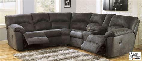 tambo pewter reclining  piece sectional dartmouth surplus furniture mattress warehouse
