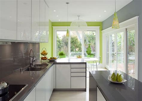 grey and green kitchen modern grey and green kitchen furniture decoist