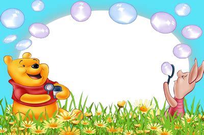 imagenes de winnie the pooh para descargar gratis marcos para fotos de winnie the pooh marcos gratis para
