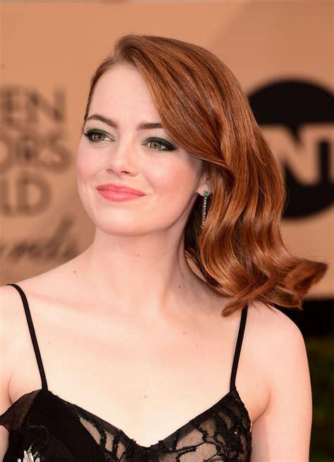 Emma Stone – SAG Awards in Los Angeles 1/29/ 2017 (Part II)
