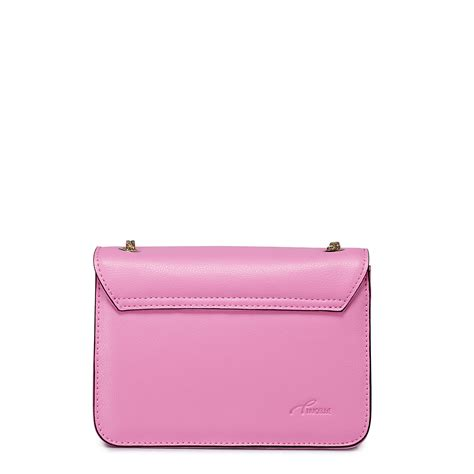 Mini Ion Massenger Refleksasi Pink nucelle mini leather messenger bag pink