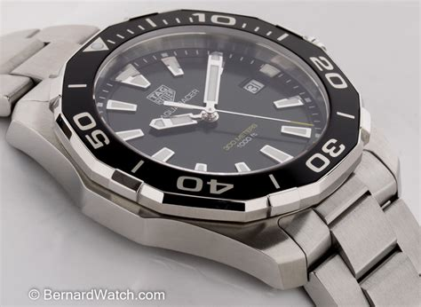 Tag Heuer Aquaracer Way111a Ba0928 tag heuer aquaracer way111a ba0928 bernard