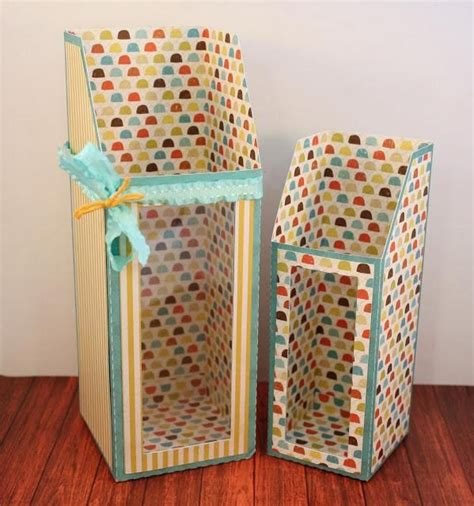 shoe box crafts for diy tutorial shoebox crafts diy window gift box