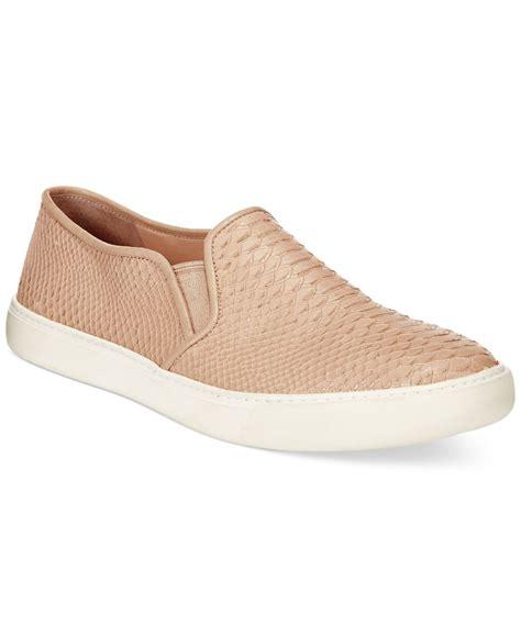 cole haan slip on sneakers cole haan bowie slip on sneakers in lyst