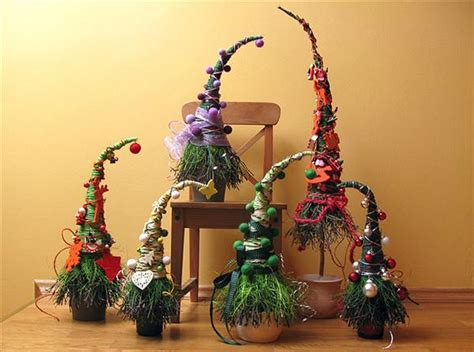 Handmade Tree Ideas - 16 easy and ideas for handmade trees