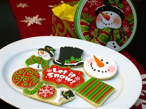 Home Xmas Decorating Ideas by White Chocolate Christmas Cookies Semi Sweet Designs