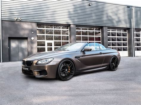 G Power Auto Tuning by Bmw M6 Cabrio Mit Ps G Power Auto Motor At