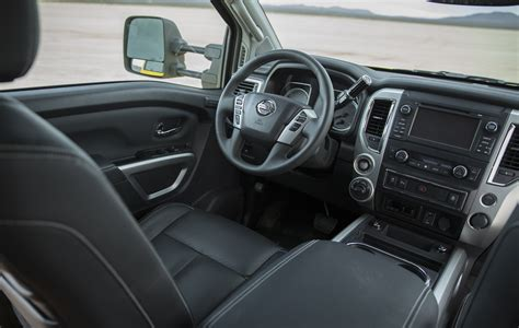 nissan cummins interior new nissan titan to feature cummins power truck news