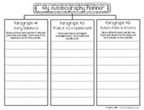 biography graphic organizer 6th grade biography sentence starters teach starter ela