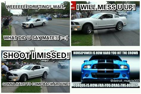 Ford Mustang Memes - so i heard you like mustang memes