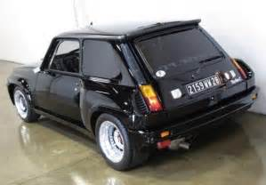 Renault 5 Turbo For Sale Canada Wide Track 1985 Renault R5 Turbo 2 Bring A Trailer