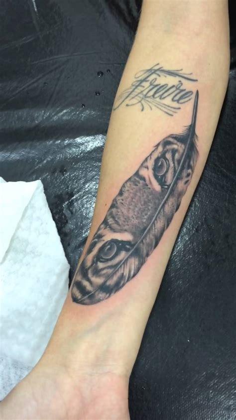 tattoo pena tattoo de pena com tigre by lucas camargo youtube
