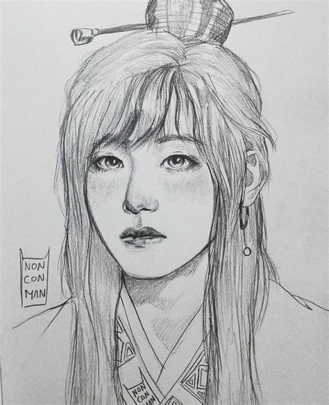 V Sketch Bts by Pin By Harmony Styles On Kpop And Dramas In 2019 Bts