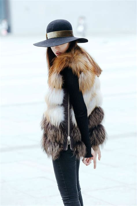 with fur vest fur your definitive guide to the furs world and fashion