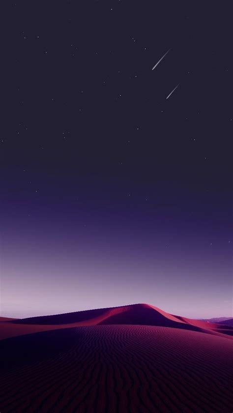 desert sky night stars iphone wallpaper iphone wallpapers
