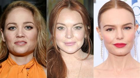 Carpet Kate Bosworth And Lindsay Lohan by Who Allegedly Auditioned To Date Tom Cruise